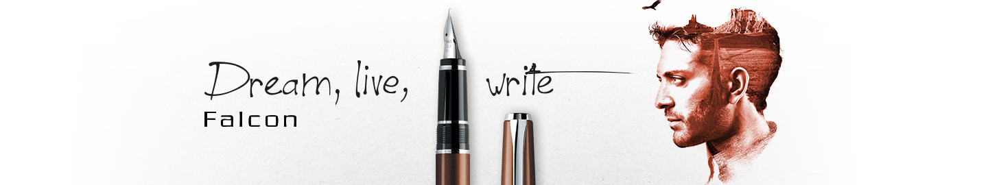 Pilot - Fine Writing - Falcon Brown