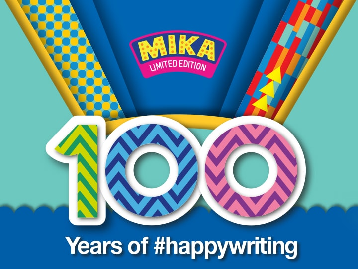 Celebrate 100 Years of Happywriting with Pilot
