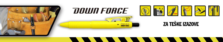 Down force Pilot : Heavy duty Hemiska olovka