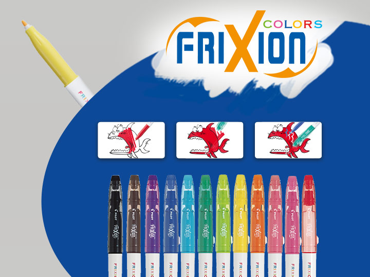 Pilot FriXion Colors Felt olovke