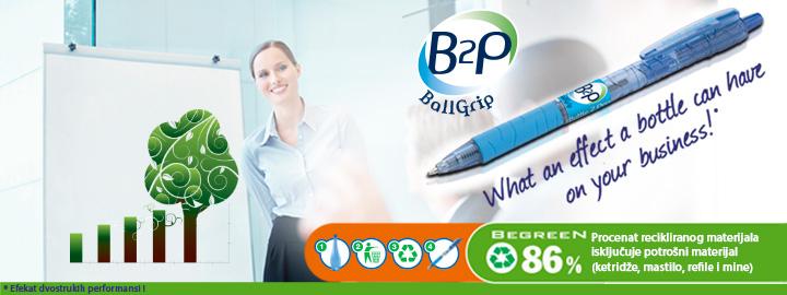 Hemijske olovke B2P Pilot