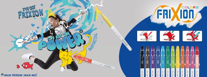 FriXion Colors Felt olovke Pilot