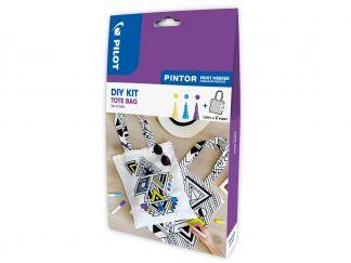 Pilot Pintor - Set DIY Bag - Različite boje - Tanki vrh
