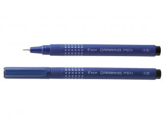 Drawing Pen 01 - Fineliner flomaster - Crna - Ekstra tanki vrh